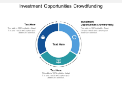 Investment Opportunities Crowdfunding Ppt PowerPoint Presentation Inspiration Background Designs Cpb