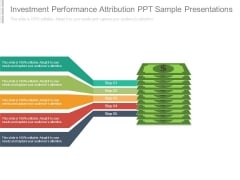 Investment Performance Attribution Ppt Sample Presentations