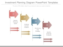 Investment Planning Diagram Powerpoint Templates