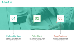 Investment Portfolio Management About Us Ppt Ideas Slide Download PDF