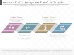 Investment Portfolio Management Powerpoint Templates