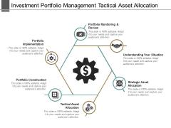 Investment Portfolio Management Tactical Asset Allocation Ppt PowerPoint Presentation Inspiration Influencers