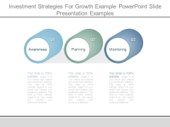 Investment Strategies For Growth Example Powerpoint Slide Presentation Examples