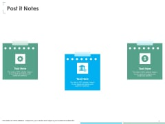 Investment Thesis Of Small Retail Business Post It Notes Ppt Infographics Files PDF