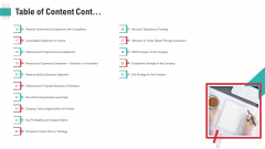Investor Pitch Deck To Generate Funds From After Stock Exchange Initiate Equity Table Of Content Cont Introduction PDF