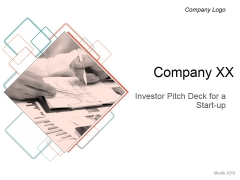 Investor Pitch Startup Ppt PowerPoint Presentation Complete Deck With Slides