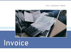 Invoice Dollar Sign Debit Card Ppt PowerPoint Presentation Complete Deck