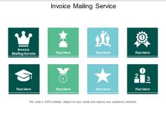 Invoice Mailing Service Ppt PowerPoint Presentation Portfolio Maker Cpb