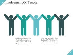 Involvement Of People Ppt PowerPoint Presentation Icon Outline