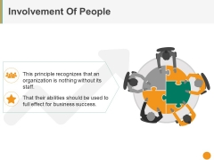 Involvement Of People Ppt PowerPoint Presentation Pictures Portfolio