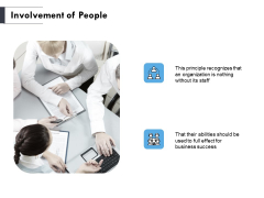 Involvement Of People Ppt PowerPoint Presentation Summary Icons