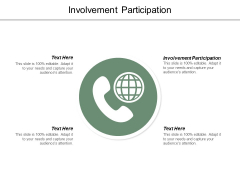 Involvement Participation Ppt PowerPoint Presentation Slides Background Images Cpb