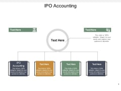 Ipo Accounting Ppt Powerpoint Presentation Gallery Outfit Cpb