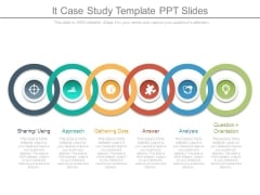 It Case Study Template Ppt Slides
