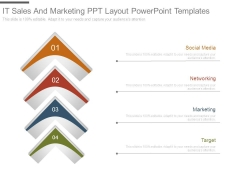 It Sales And Marketing Ppt Layout Powerpoint Templates
