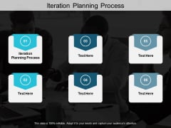 Iteration Planning Process Ppt PowerPoint Presentation Model Introduction Cpb
