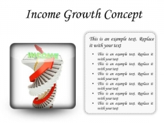 Income Growth Concept Finance PowerPoint Presentation Slides S