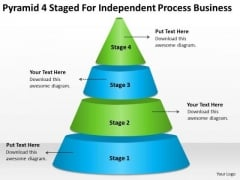 Independent Process Business Ppt Plan Preparation Service PowerPoint Templates