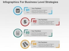 Infographics For Business Workflow PowerPoint Templates