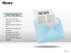 Information News PowerPoint Slides And Ppt Clipart Graphics