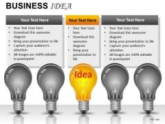 Innovation Idea PowerPoint Slides And Ppt Diagram Templates