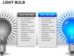 Innovation Light Bulb PowerPoint Slides And Ppt Diagram Templates