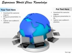 International Marketing Concepts Experience World Class Knowledge Business Image