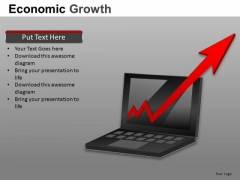 Internet Users Growth PowerPoint Templates