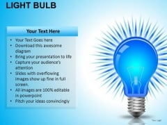 Invention Light Bulb PowerPoint Slides And Ppt Diagram Templates