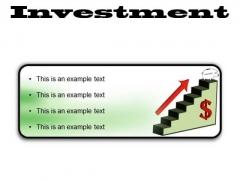 Investment Success PowerPoint Presentation Slides R