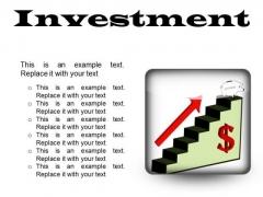 Investment Success PowerPoint Presentation Slides S