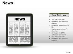 Ipad Image PowerPoint Slides And Ppt Templates