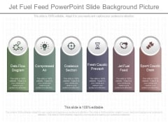 Jet Fuel Feed Powerpoint Slide Background Picture