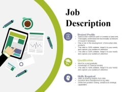 Job Description Ppt PowerPoint Presentation Gallery Outfit