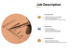 Job Description Ppt PowerPoint Presentation Portfolio Themes