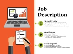 Job Description Ppt PowerPoint Presentation Summary Shapes