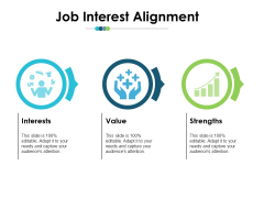 Job Interest Alignment Employee Value Proposition Ppt PowerPoint Presentation Inspiration Mockup
