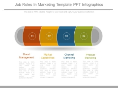 Job Roles In Marketing Template Ppt Infographics