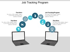 Job Tracking Program Ppt PowerPoint Presentation Pictures Professional