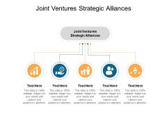 Joint Ventures Strategic Alliances Ppt PowerPoint Presentation Styles Styles Cpb