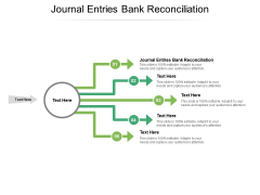 Journal Entries Bank Reconciliation Ppt PowerPoint Presentation Summary Skills Cpb