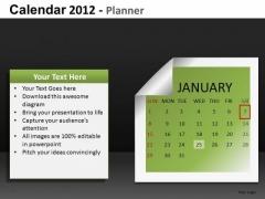 January 2012 PowerPoint Slides
