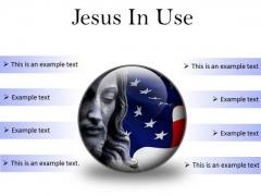 Jesus In Usa Religion PowerPoint Presentation Slides C