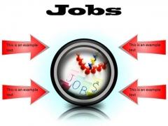 Jobs Business PowerPoint Presentation Slides Cc