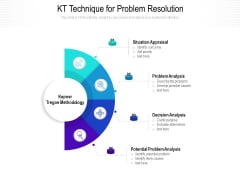 KT Technique For Problem Resolution Ppt PowerPoint Presentation Summary Professional PDF