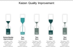 Kaizen Quality Improvement Ppt Powerpoint Presentation Background Designs Cpb