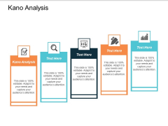 Kano Analysis Ppt PowerPoint Presentation Templates Cpb