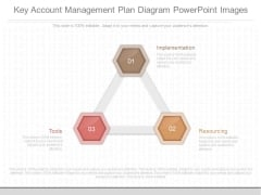 Key Account Management Plan Diagram Powerpoint Images