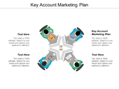 Key Account Marketing Plan Ppt PowerPoint Presentation Ideas Background Image Cpb