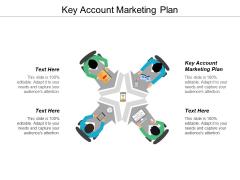 Key Account Marketing Plan Ppt PowerPoint Presentation Ideas Background Image Cpb